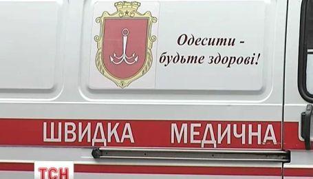"""В Одесі напали на бригаду """"швидкої"""""""