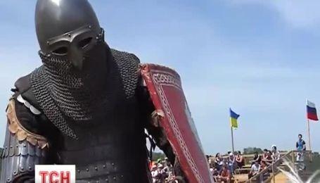 """На Буковині закінчився міжнародний фестиваль """"Битва націй"""""""