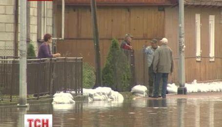 Польща потерпає від повені