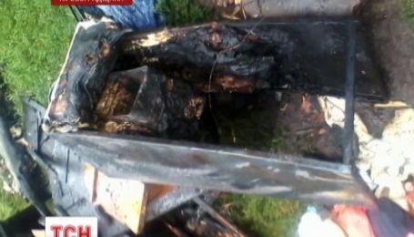 Трое пострадали от взрыва газа на Кировоградщине
