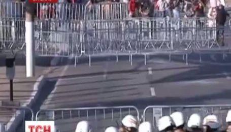 Бразильские болельщики устроили стычки с полицией