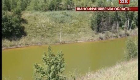 На Прикарпатті може от-от розгорітися другий Чорнобиль