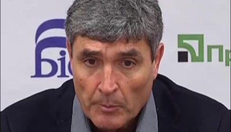 Дніпро - Шахтар - 1:1. Рамос після матчу