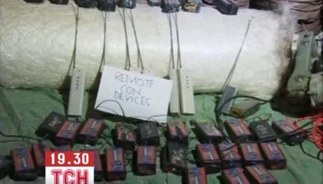 У Пакистані затримали сотні тонн хімікатів для виготовлення бомб