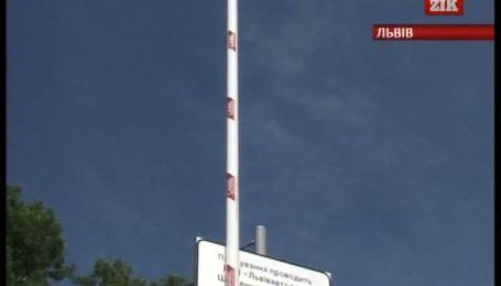 Центр Львова освободят от машин