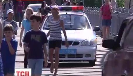 В Днепропетровске на пешеходном мосту создадут постоянный пост милиции