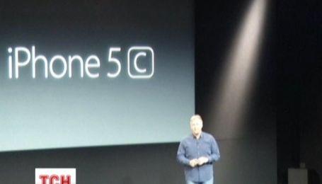 Apple представили новые iPhone