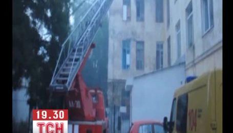 В пожежі в одному з гуртожитків Севастополя загинула сімейна пара