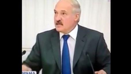 Лукашенко похвастался, что на Припяти поймал 57-килограммового сома