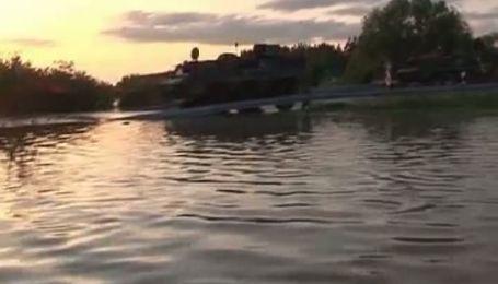Масштабное наводнение из Европы охватывает новые территории