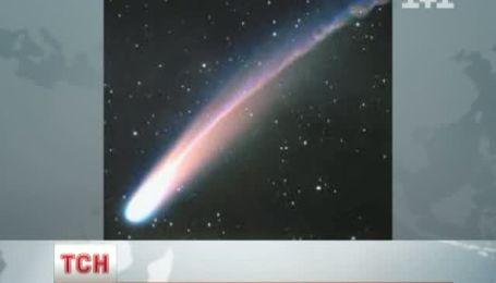 К Земле приближается яркая комета