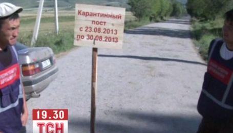 В Киргизии началась эпидемия бубонной чумы
