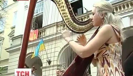 Сегодня Львов зазвучит как огромный симфонический оркестр