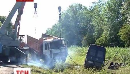 В Тернополе проходит день траура по погибшим в аварии