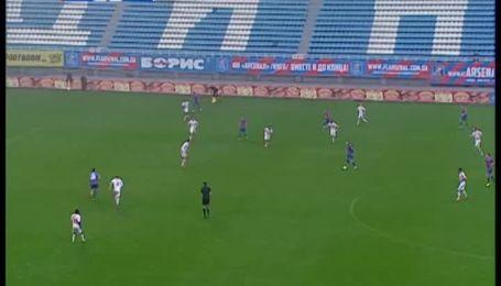 Арсенал - Волынь - 2:1. Видео матча