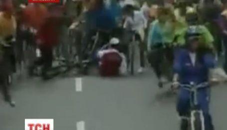 Президент Венесуели продемонстрував, як не треба керувати велосипедом