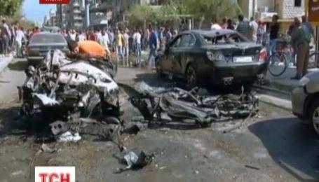 У Лівані прогриміли два вибуха