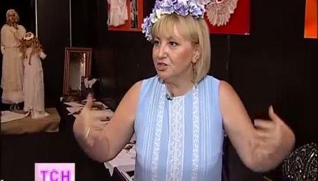Коллекцию исторического женской одежды можно увидеть в Киеве