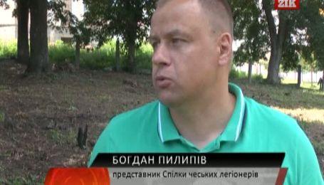В Ужгороде продолжаются страсти вокруг могил