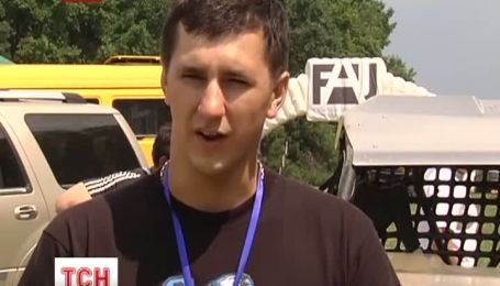 В Киеве прошли кросс-кантри гонки