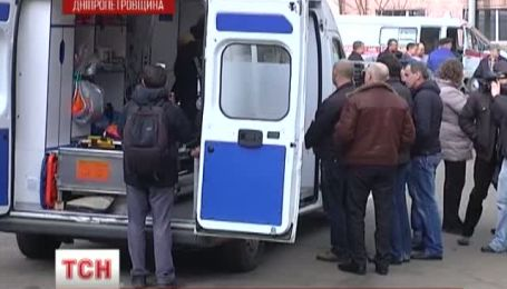 В Днепропетровской теперь спасать больных не только врачи и фельдшера, но и водители