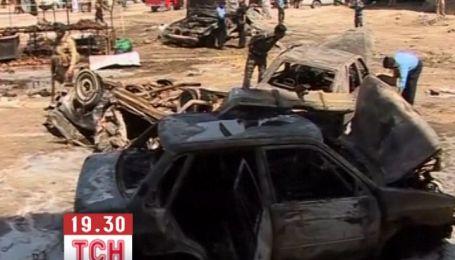Серия кровавых терактов произошел в Ираке