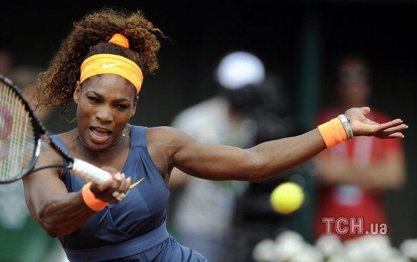 Серена Вільямс - Марія Шарапова Roland Garros 2013_8
