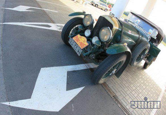 Ретро-автомобіль