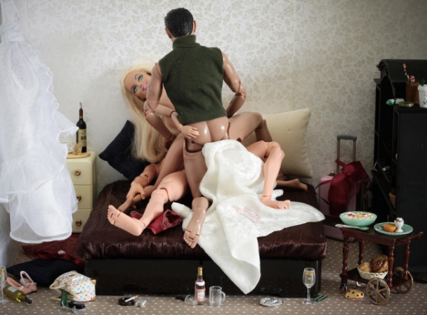 Як барби секс