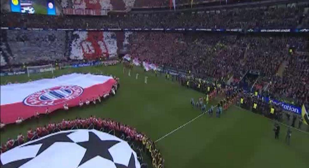 Бавария боруссия финал лиги чемпионов видео обзор