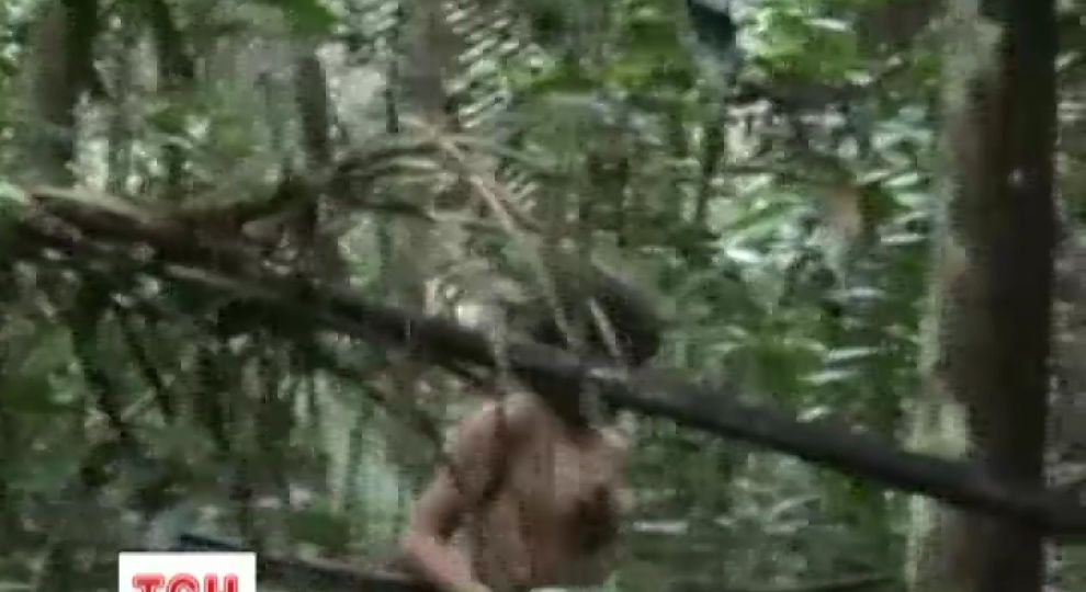 Секс в амазонских джунглях
