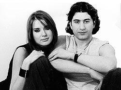 Ольга Горбачова та Юрій Нікітін