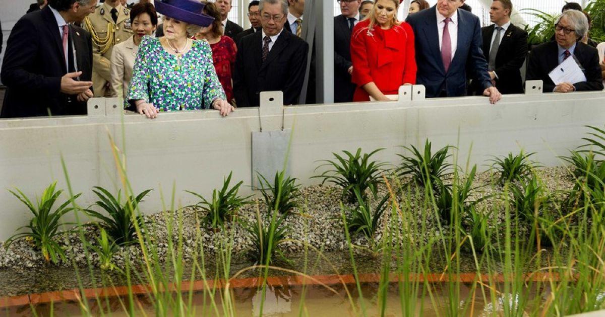 Королева Нідерландів Беатрікс @ Фото EPA/UPG