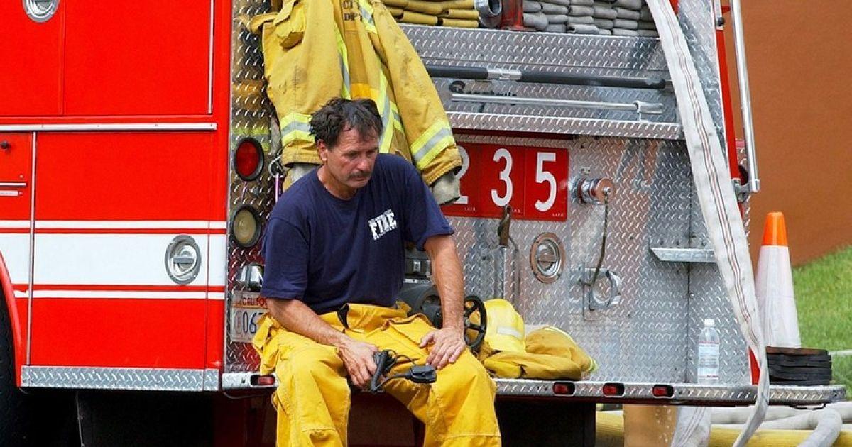 Пожарная служба порно