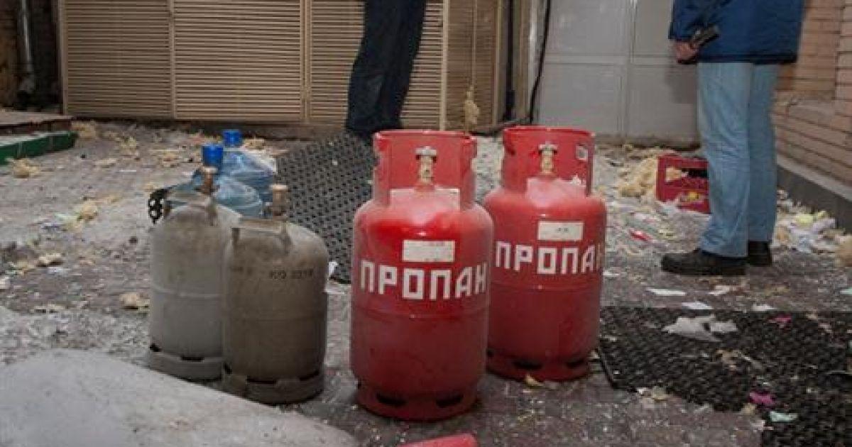 """В элитном ресторане """"Апрель"""" взорвался газовый баллон @ """"Комсомольская правда"""" в Украине"""