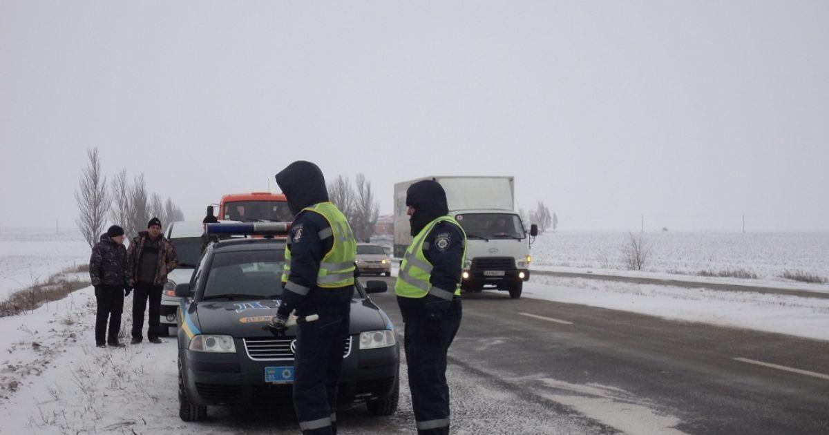 В Донецкой области произошла ужасная авария с двумя автобусами @ mariupolnews.com.ua