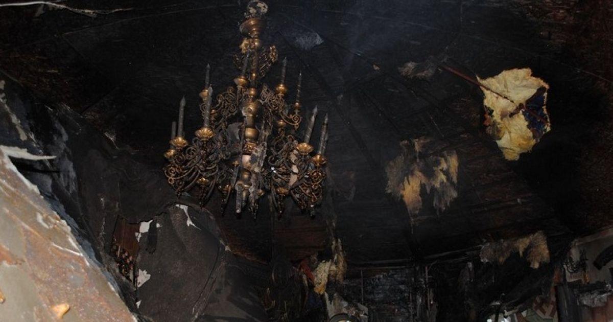 Церква серйозно постраждала @ elitechoice