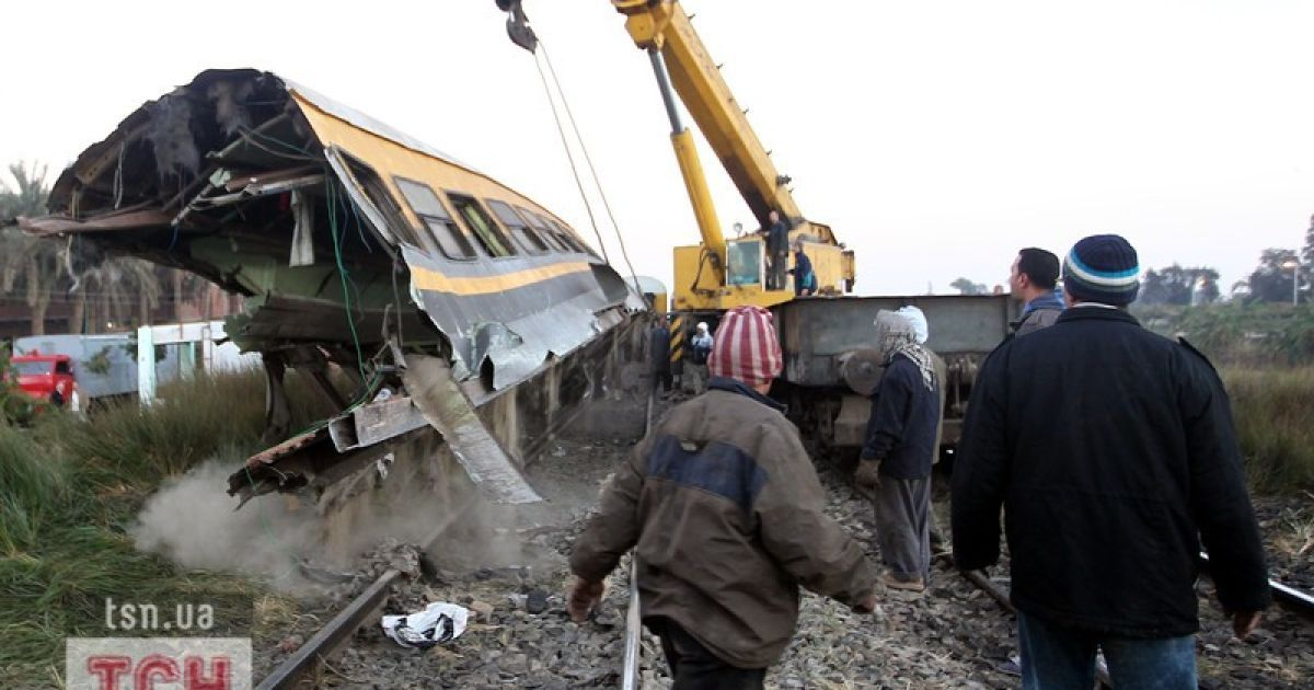Нова залізнична катастрофа забрала життя 19 людей @ Фото EPA/UPG