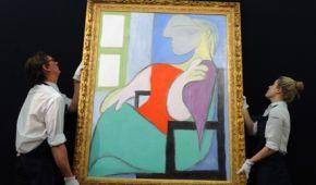 Понад 100 мільйонів доларів віддали на аукціоні за картину Пікассо