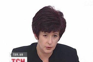 Лутковская заверила, что права русскоязычных на Востоке Украины никто не ущемляет