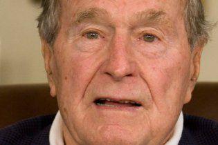 """Німецьке видання помилково """"поховало"""" Джорджа Буша-старшого"""