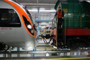 """Суперпоезда """"Хюндай"""" на время заменят обычными локомотивами"""