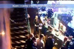 """В интернете появилось видео ужасного расстрела одесситов в клубе """"Беллини"""""""