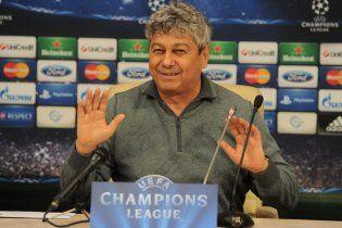 Луческу - найкращий тренер України у 2012 році