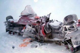В італійських Альпах розбилися на смерть шестеро росіян