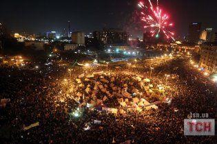 Єгипет із феєрверком відзначив усунення Мурсі і призначення нового глави держави