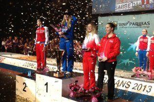 Ольга Харлан здобула блискучу перемогу на турнірі серії Гран-прі