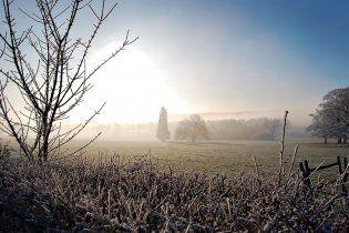 У День святого Миколая в Україні зберігатимуться морози, на півдні - з опадами