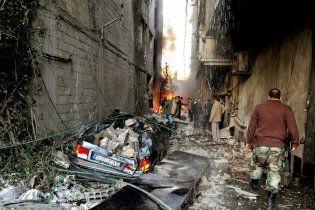 В Сирии неуклонно растет количество жертв кровавых взрывов в христианских кварталах