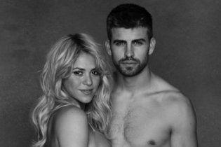 Шакира и Пике выложили в сеть первое фото сына